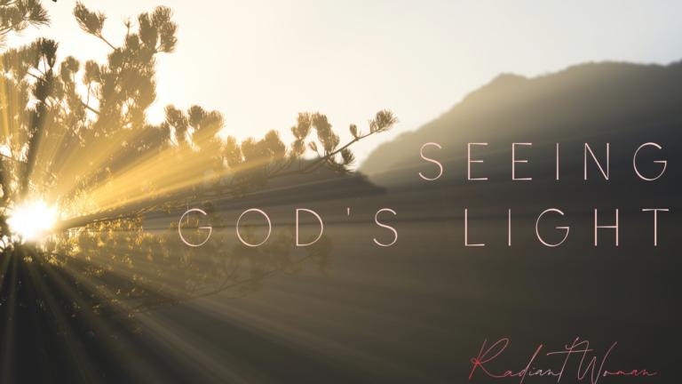 Seeing God's Light