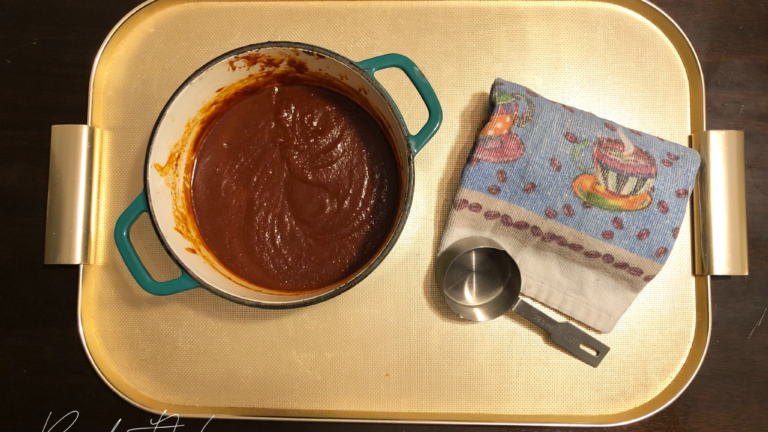 Making Memories: Homemade Barbecue Sauce
