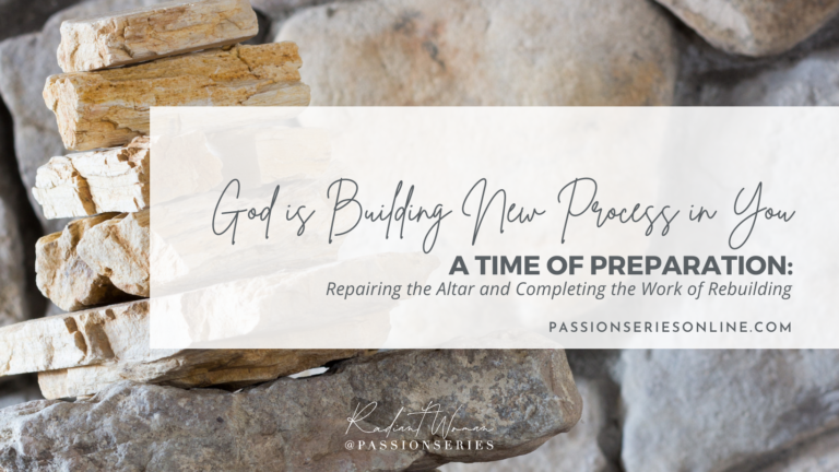 Repairing the Altar and Completing the Work of Rebuilding